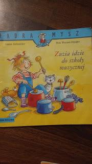"""To, co matka czyta dzieciom na dobranoc, """"Zuzia…""""L. Schneider, E. Wenzel-Burger"""