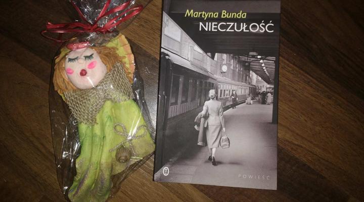 """Na dobranoc – """"Nieczułość"""" Martyna Bunda, Wydawnictwo Literackie"""