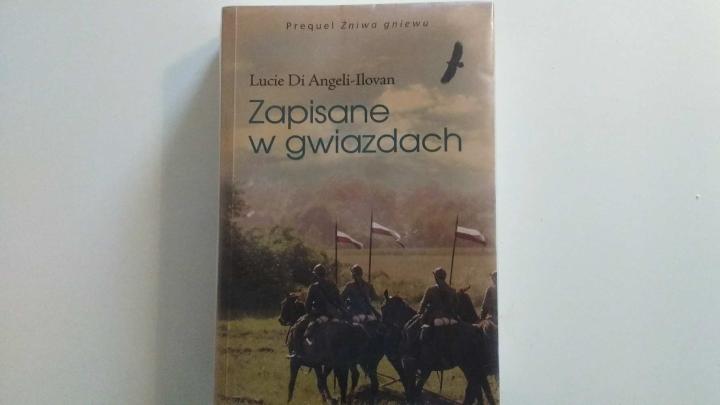Na dobranoc – Lucie Di Angeli-Ilovan, Zapisane w gwiazdach, Zysk i S-ka Wydawnictwo