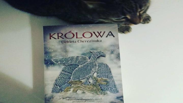 """Na dobranoc – """"Królowa"""" Elżbieta Cherezińska, Wydawnictwo Zysk i S-ka"""