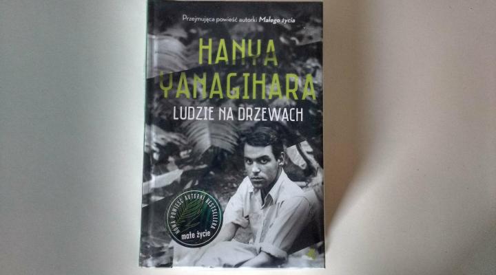 """Na dobranoc – """"Ludzie na drzewach"""" Hanya Yanagihara; Wydawnictwo W.A.B."""