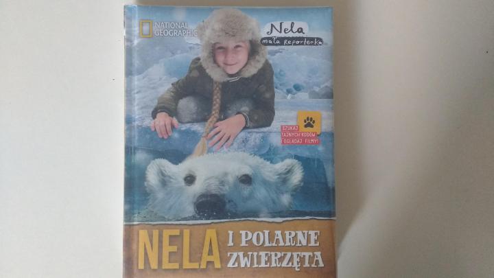 Na dzień dobry – Nela i polarne zwierzęta, Wydawnictwo Burda Książki, National Geographic