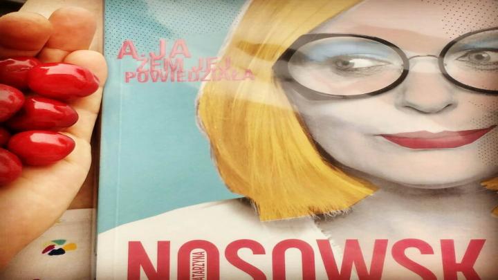 """Na dobranoc – """"A ja żem jej powiedziała"""" Katarzyna Nosowska; Wielka Litera"""