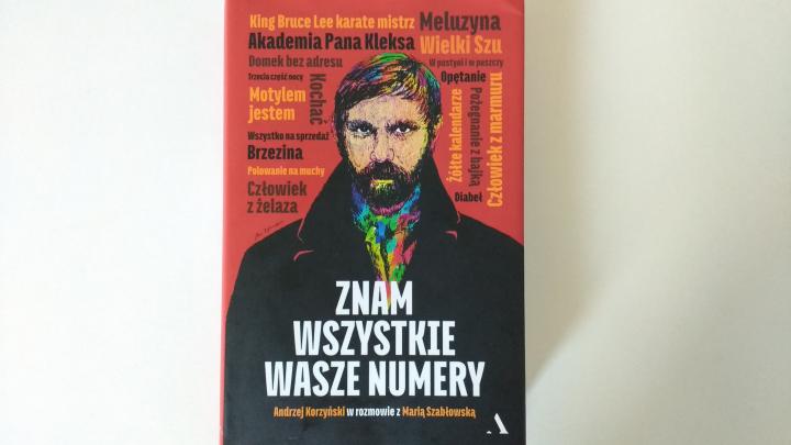 """""""Znam wszystkie wasze numery"""" – rozmowa M.Szabłowskiej z A.Korzyńskim; Agora"""