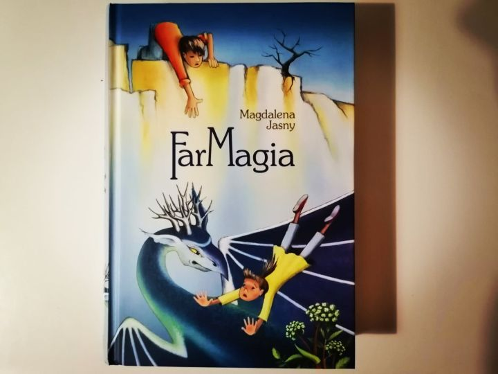 """""""FarMagia"""" Magdalena Jasny; Zysk i S-ka Wydawnictwo"""