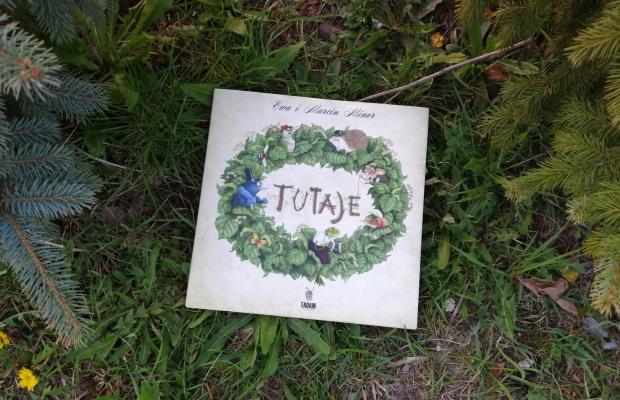 "Na dobranoc – ""Tutaje"" Ewa i Marcin Minor; Wyd. TADAM"
