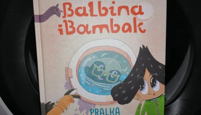 """Na dobranoc – """"Balbina i Bambak, Pralka w lesie"""" Jacek Frąś; TADAM"""