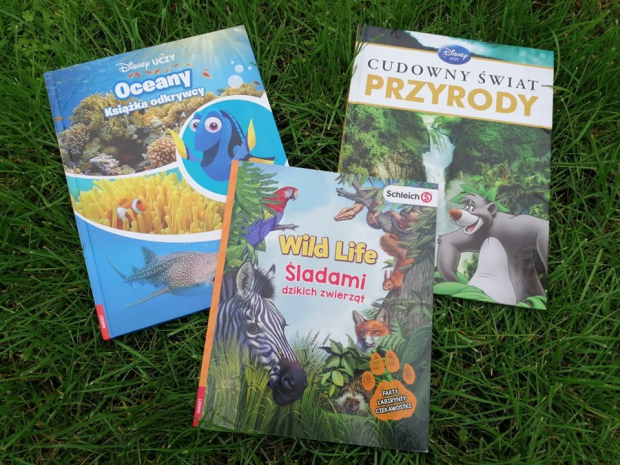 Przyroda i zwierzęta – Propozycje Wydawnictwa AMEET