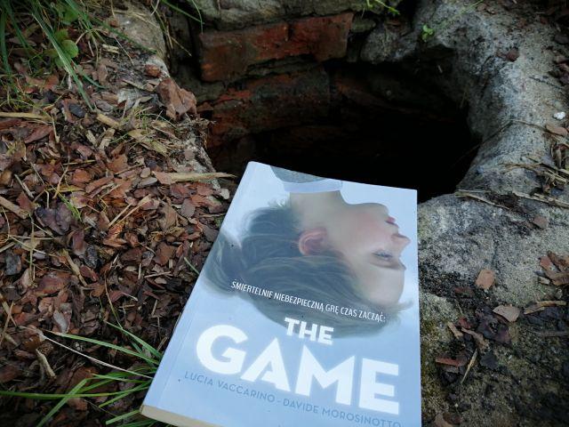 """GRA – """"The game"""" L.Vaccarino, D.Morosinotto; Akapit Press"""