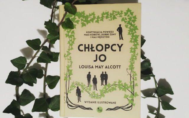 """Klasyka – """"Chłopcy Jo"""" Louisa May Alcott; Wydawnictwo MG"""