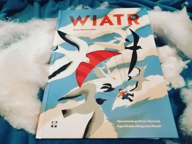 """""""WIATR"""" – A. Skowrońska; Wydawnictwo Muchomor"""