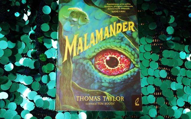 "MORSKI POTWÓR – ""Malamander"" T. Taylor; Wilga"