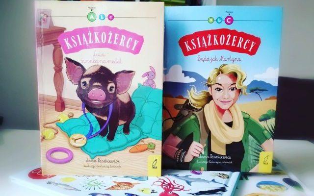 KSIĄŻKOŻERCY – Lulu i Martyna; Anna Paszkiewicz; Wilga