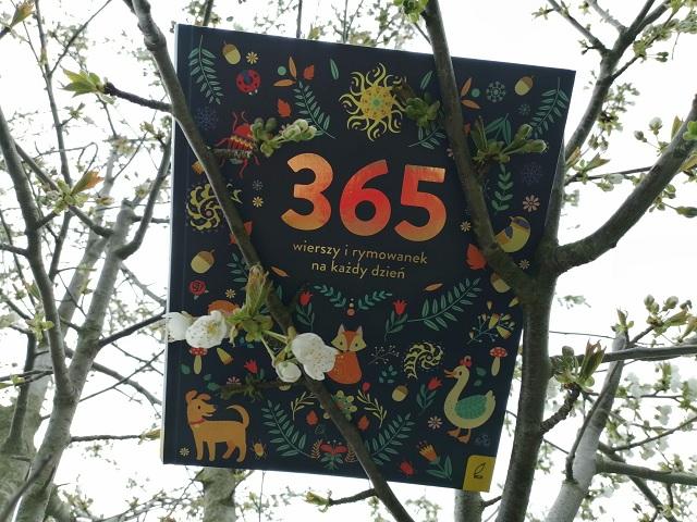 """POEZJA DZIECIĘCA – """"365 wierszy i rymowanek na każdy dzień""""; Wilga"""