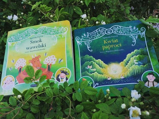 """PREMIERA – """"Smok wawelski"""", """"Kwiat paproci"""" A. Frączek; Mamania"""