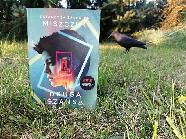 "Recenzja – ""Druga szansa"" Katarzyna Berenika Miszczuk; Uroboros"
