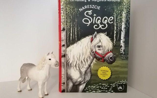 """""""Nareszcie Sigge"""" już na półkach czytelników! WYDAWNICTWO MAMANIA"""
